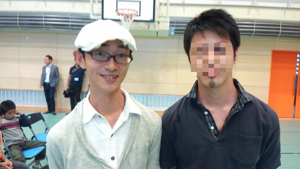イケダ氏と僕