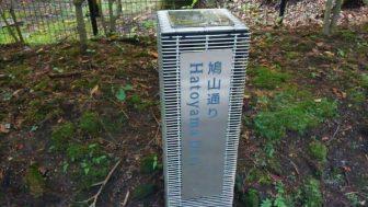 鳩山さんの別荘は雲場池のほとり。鳩山通りを散策してみた。